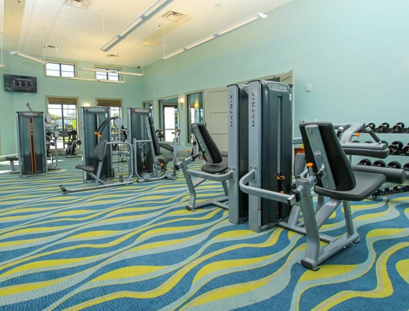 ChampionsGate Oasis Condos in Orlando Fitness 2 - OrlandoVacation