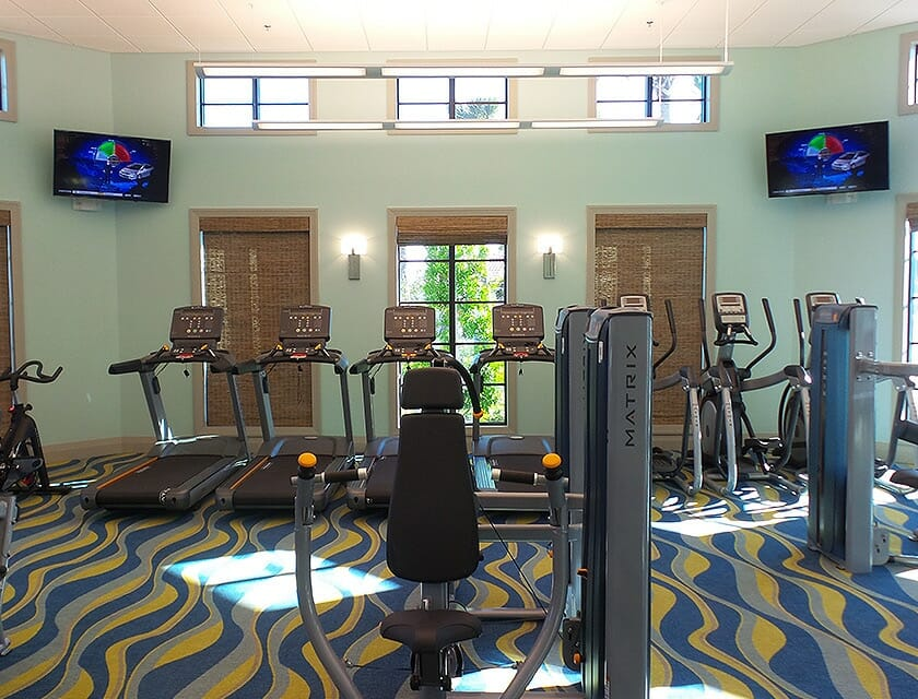 ChampionsGate Oasis Condos in Orlando Fitness - OrlandoVacation