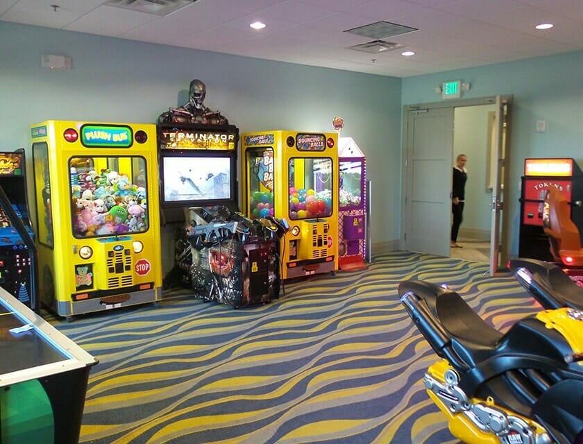 ChampionsGate Oasis Condos in Orlando Gameroom - OrlandoVacation