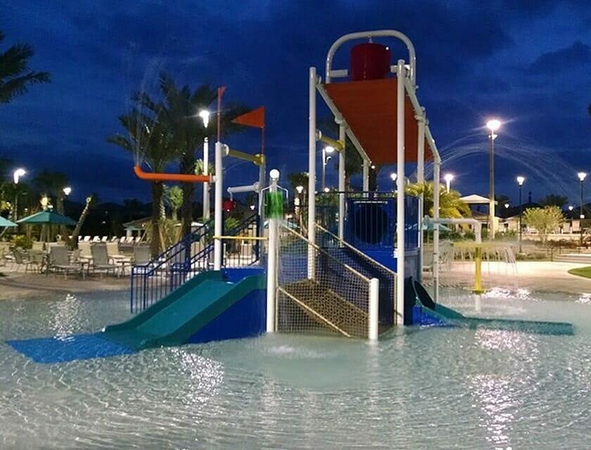 ChampionsGate Oasis Condos in Orlando Kids pool 3 - OrlandoVacation