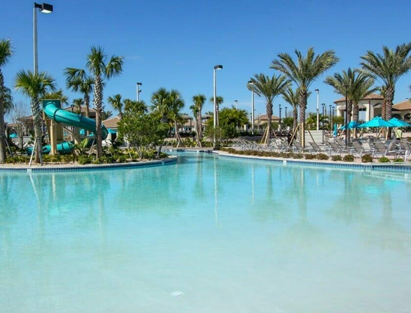 ChampionsGate Oasis Condos in Orlando Pool 1 - OrlandoVacation