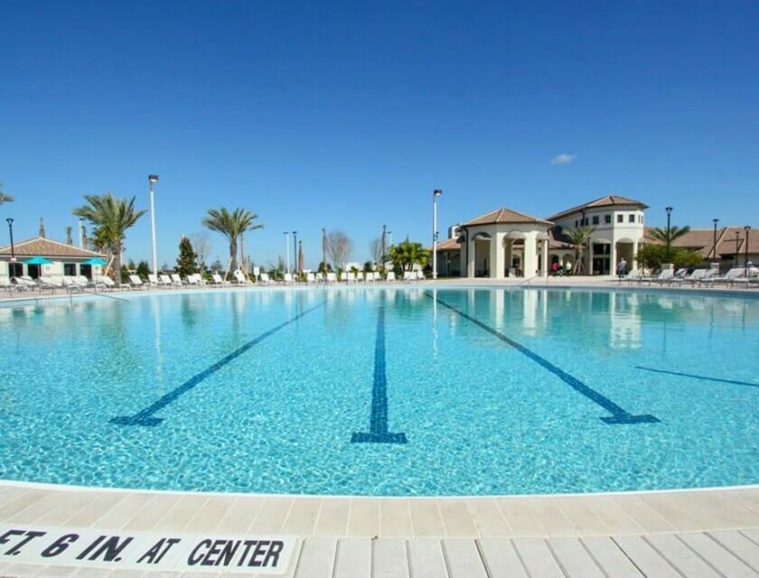 ChampionsGate Oasis Condos in Orlando Pool 5 - OrlandoVacation