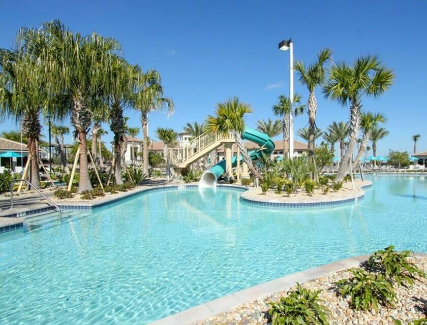 ChampionsGate Oasis Condos in Orlando River Pool 2 - OrlandoVacation