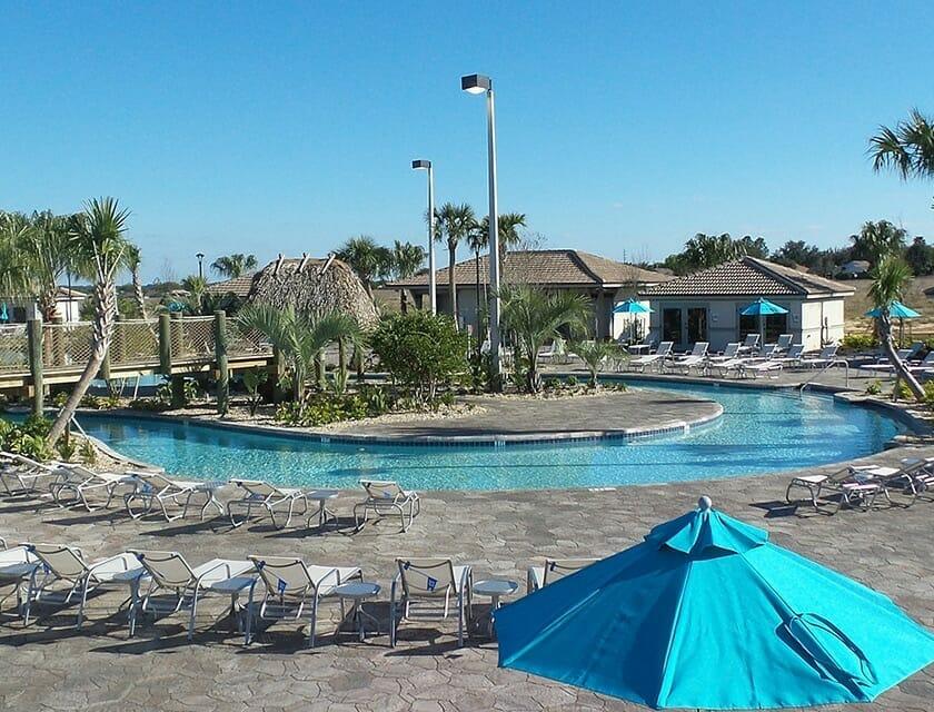ChampionsGate Oasis Condos in Orlando River Pool - OrlandoVacation