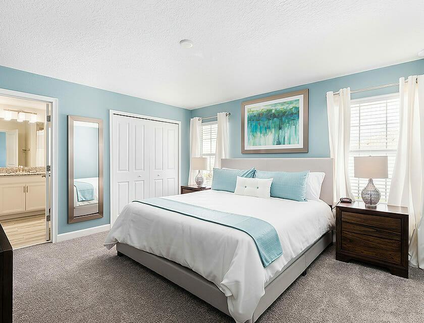 ChampionsGate Oasis Condos in Orlando TH Bedroom 1 - OrlandoVacation