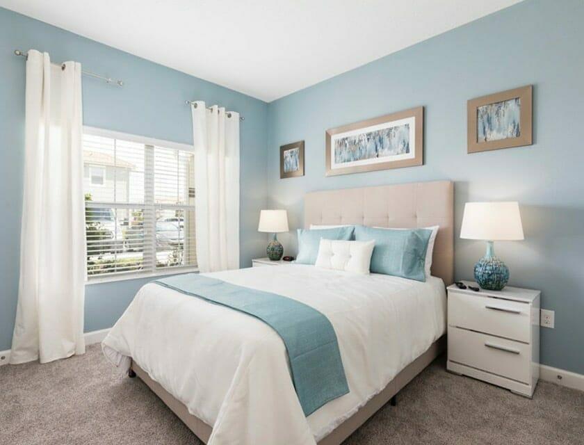 ChampionsGate Oasis Condos in Orlando TH Bedroom 2 - OrlandoVacation