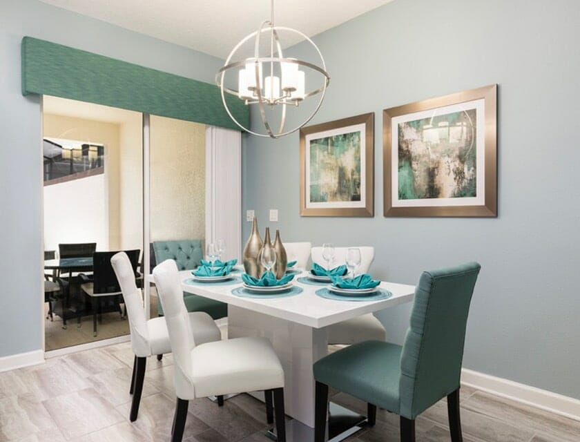 ChampionsGate Oasis Condos in Orlando TH Dinning - OrlandoVacation