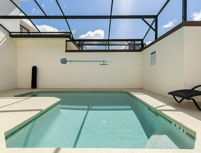 ChampionsGate Oasis Condos in Orlando TH Pool 1 - OrlandoVacation