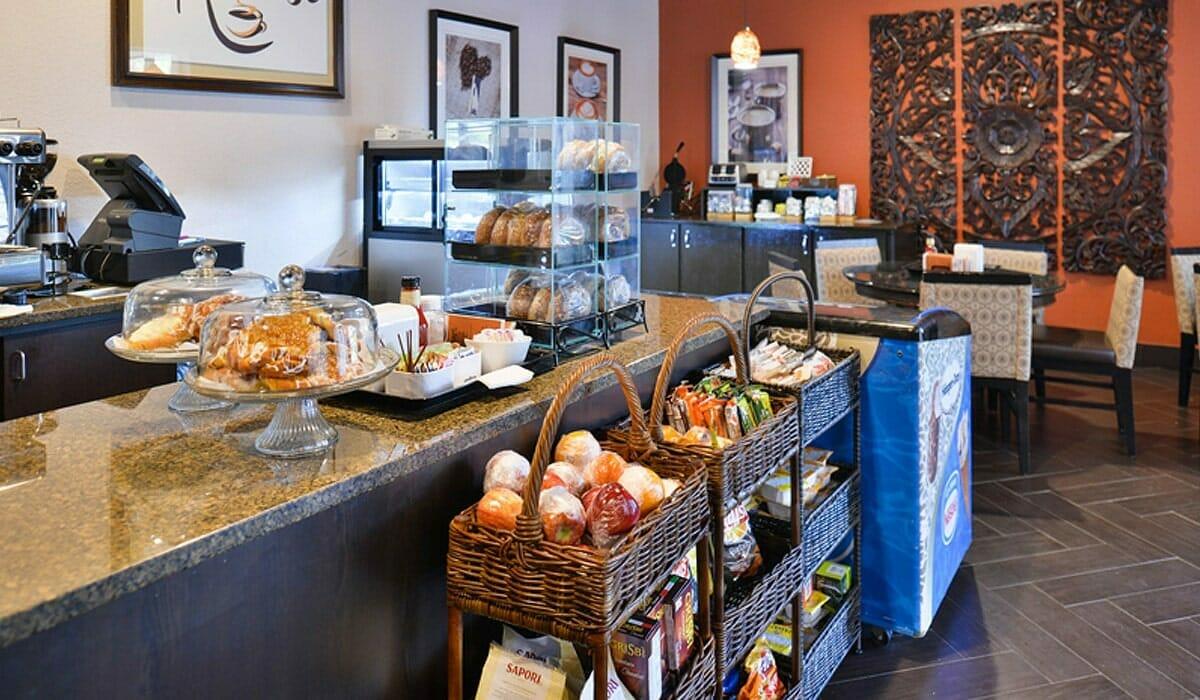 Clarion Hotel Orlando Coffee Shop