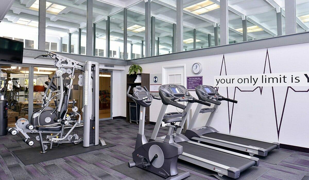 Clarion Hotel Orlando Fitness Center