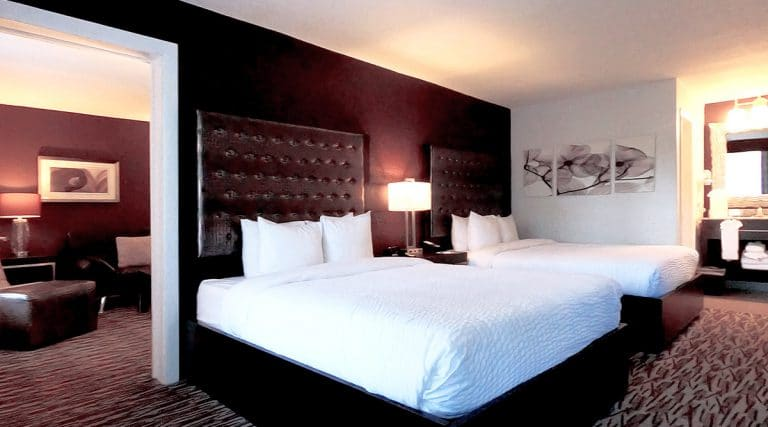 Clarion Hotel Orlando Two Beds Deluxe