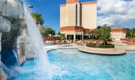 Comfort Inn Orlando Hotel Lake Buena Vista Pool 1