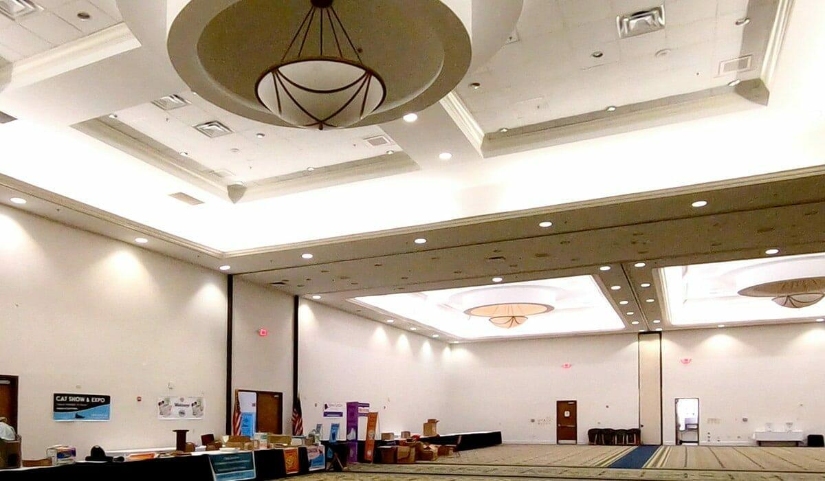Radisson Park Inn Resort Orlando Hotel BallRoom