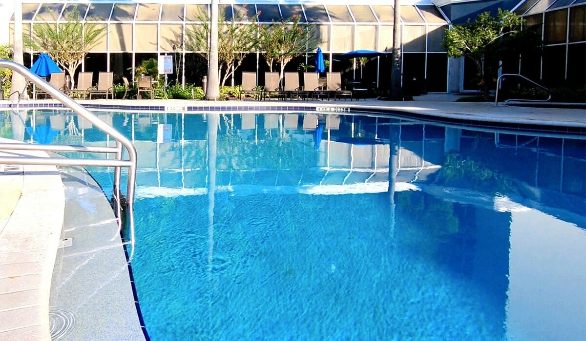 Radisson Park Inn Resort Orlando Hotel Pool 3