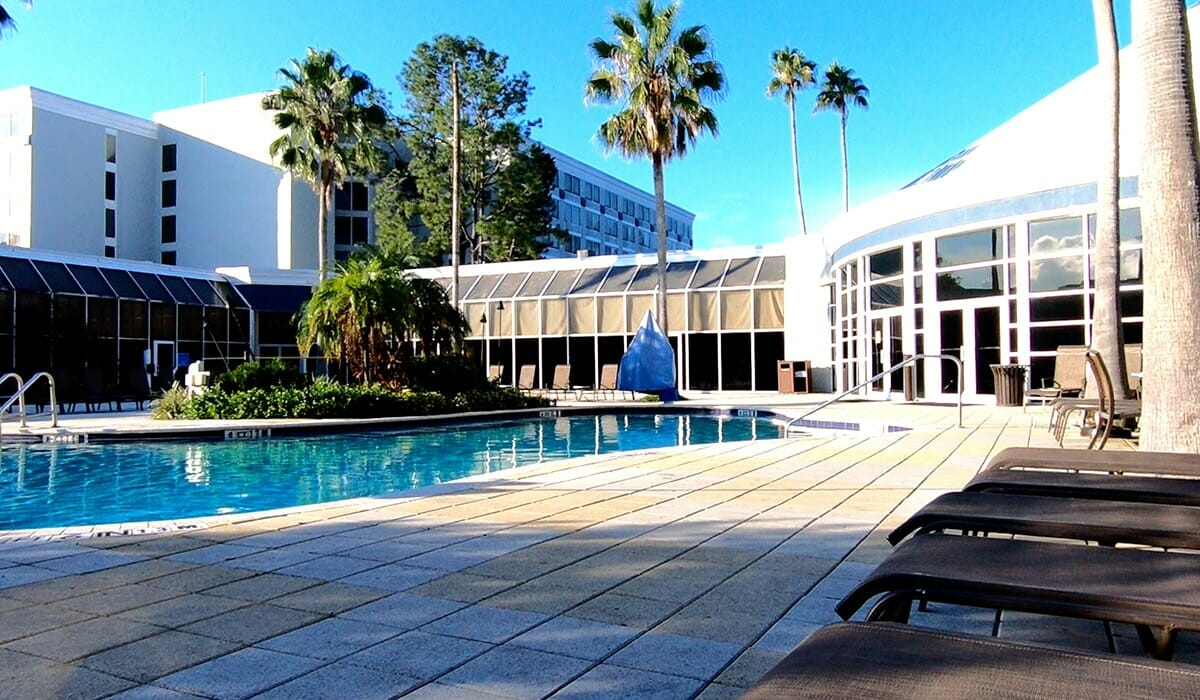 Radisson Park Inn Resort Orlando Hotel pool 1