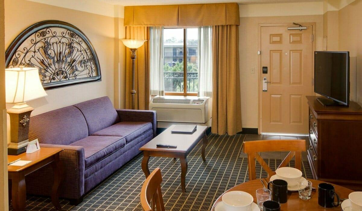 Royale Parc Suites Orlando Hotel 1 BR Family