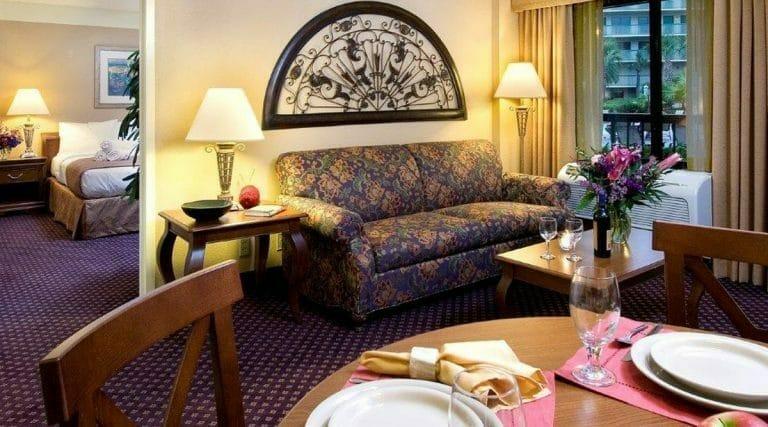Royale Parc Suites Orlando Hotel 2 BR Suite D