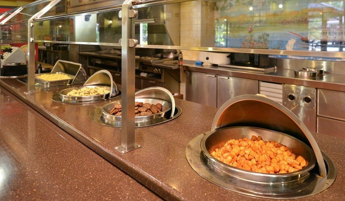 Royale Parc Suites Orlando Hotel Breakfast