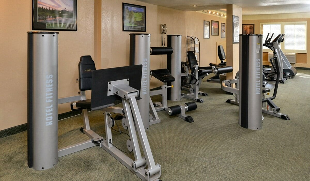 Royale Parc Suites Orlando Hotel Fitness Center