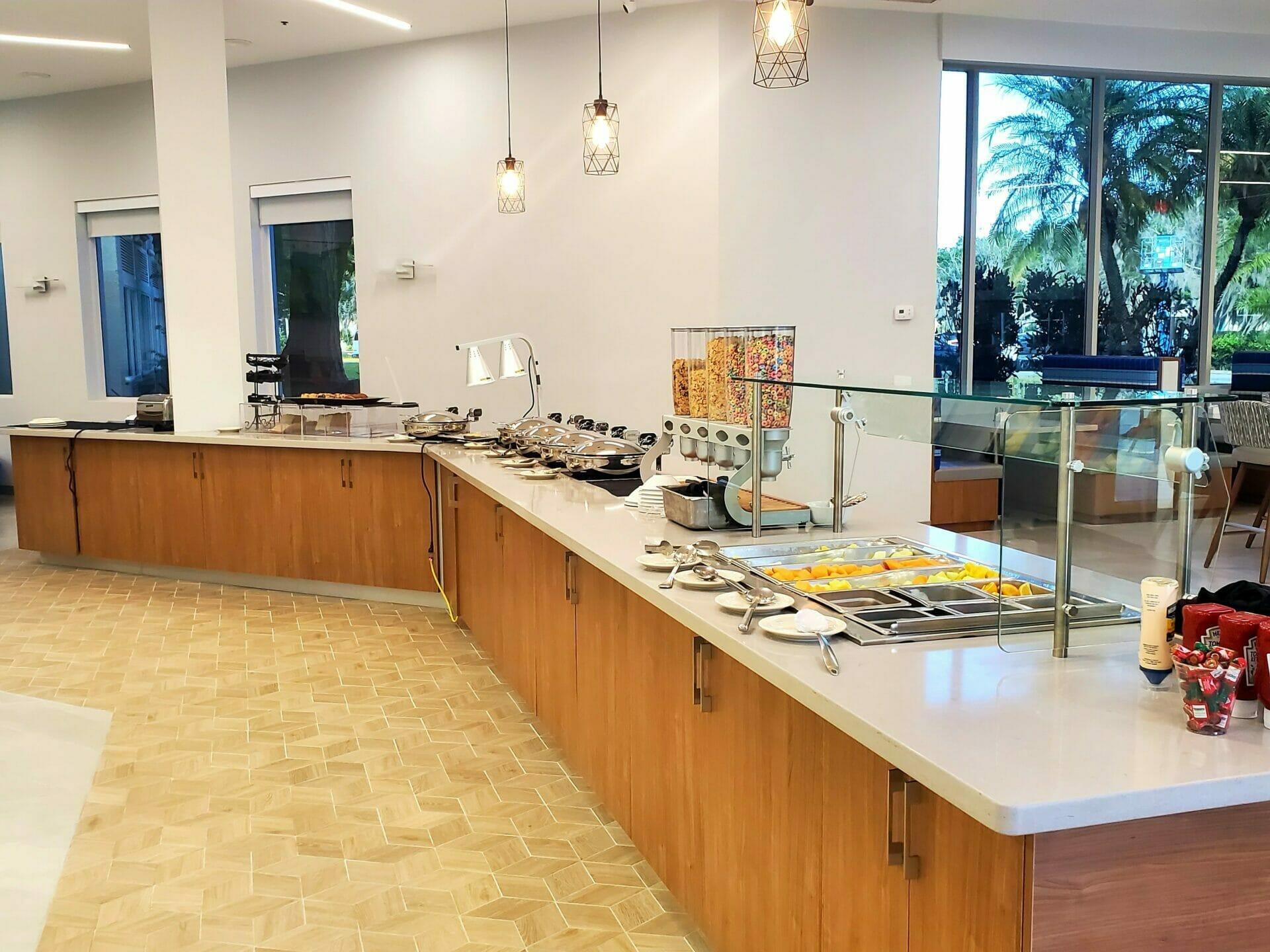 Radisson Park Inn Resort Orlando Hotel Bar