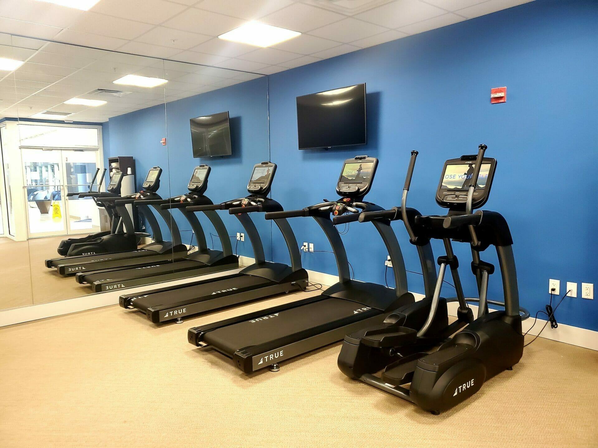 Radisson Park Inn Resort Orlando Hotel Fitness