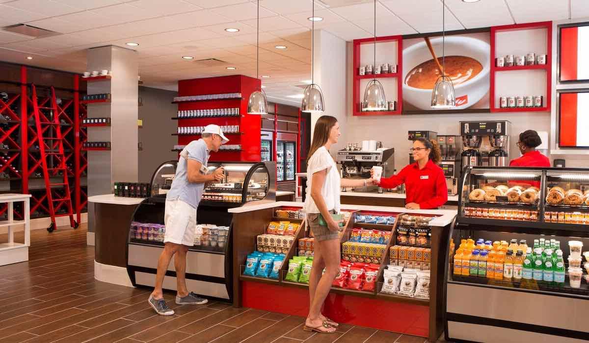 The Grove Resort and Spa Orlando Hotel Coffee Shop