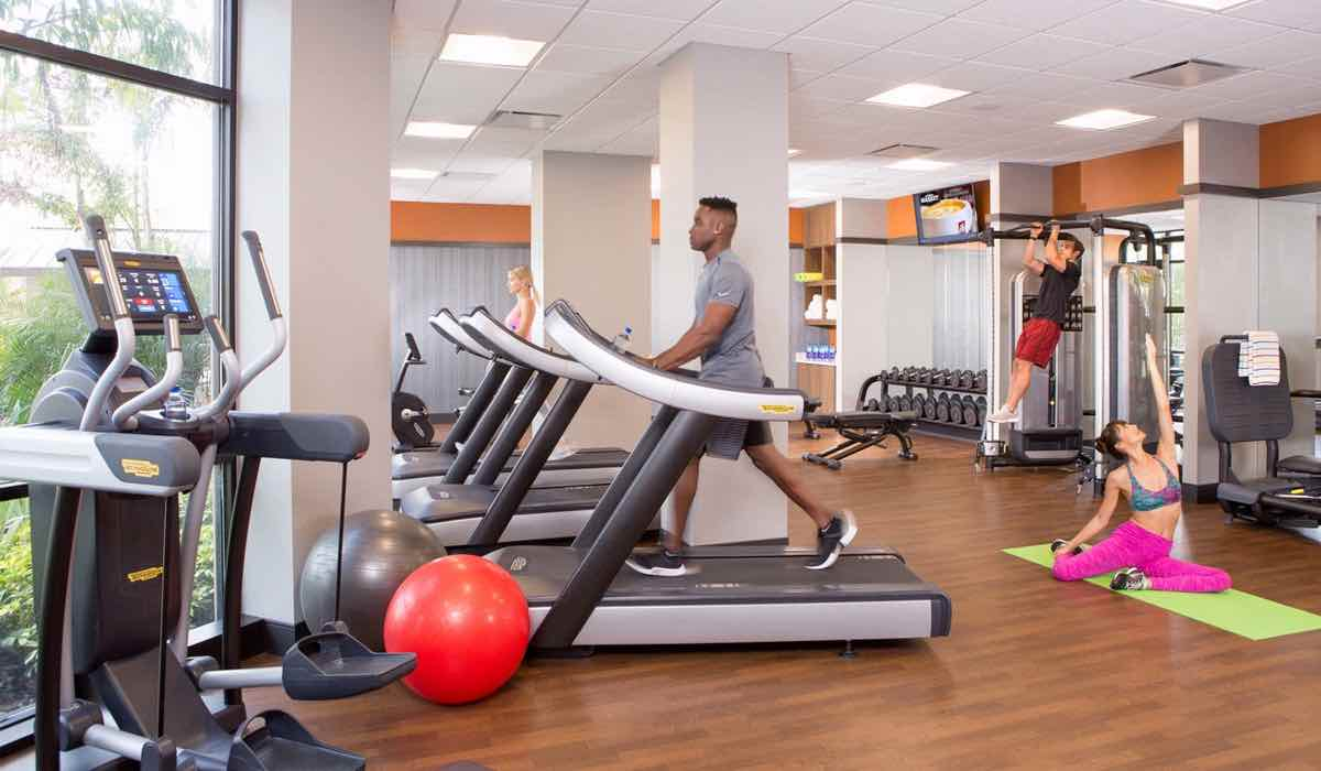 The Grove Resort and Spa Orlando Hotel Fitness