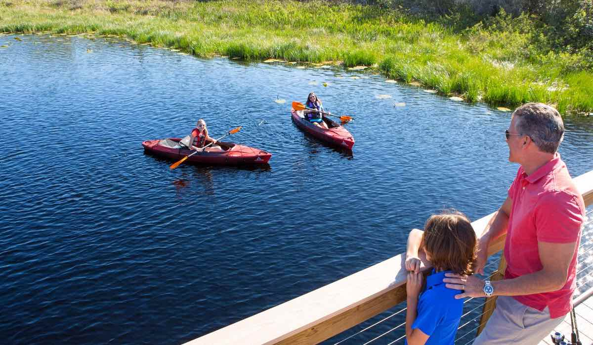 The Grove Resort and Spa Orlando Hotel Kayaking