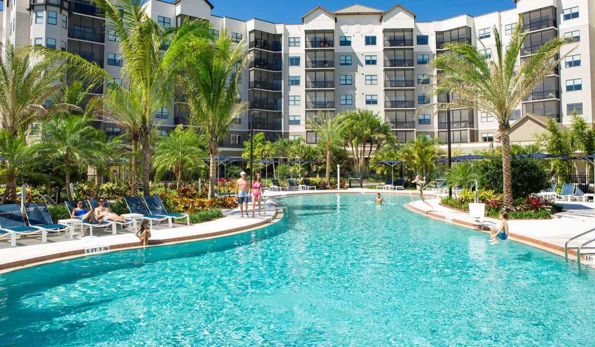 The Grove Resort and Spa Orlando Hotel Pool 1