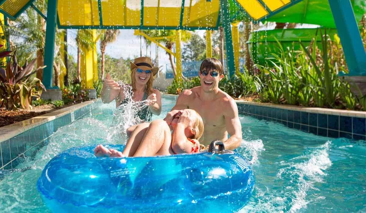 The Grove Resort and Spa Orlando Hotel Sufari River