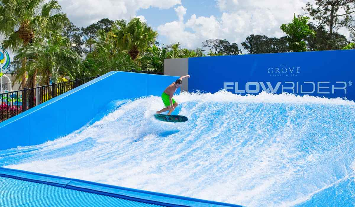 The Grove Resort and Spa Orlando Hotel Surfing