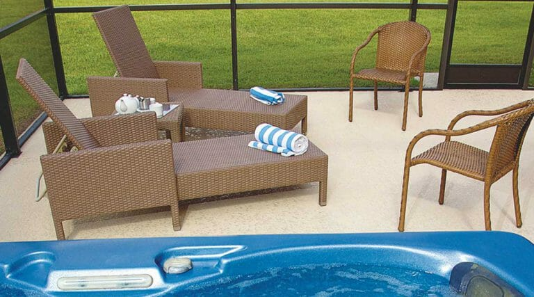 Encantada TH Patio HutTub 2