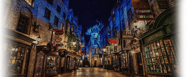 Harry Potter Package Vac Orlando HalfBanner