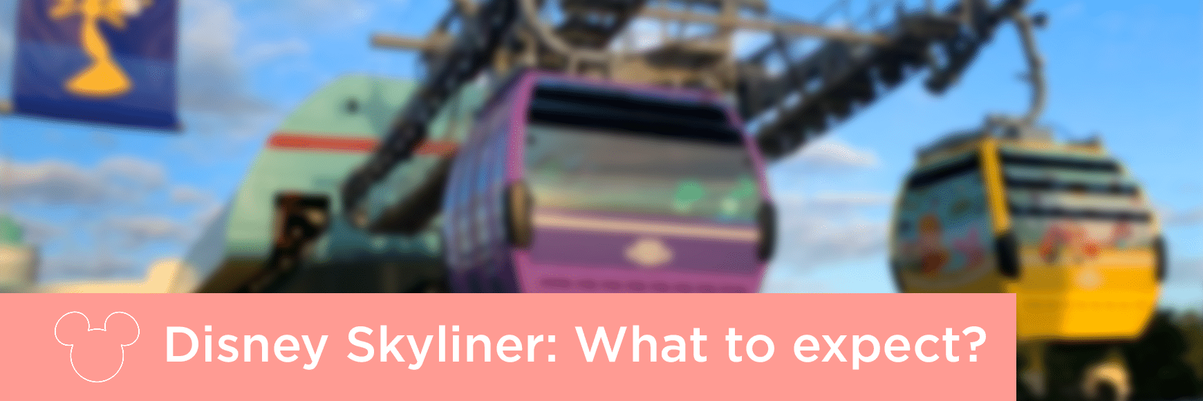 Disney Skyliner-Disney vacation packages