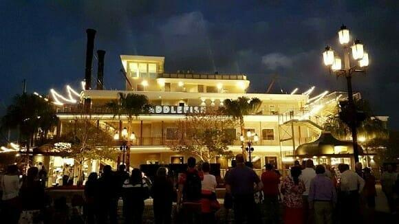 Paddlefish restaurant - Orlando Vacation