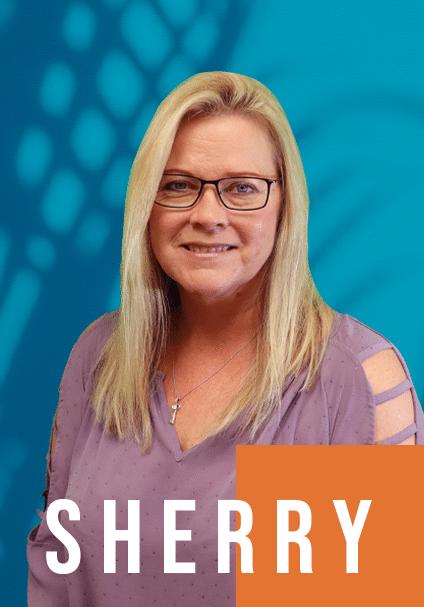 Sherry-Orlando Vacation