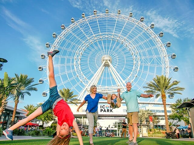 Icon Park - The-Wheel-Daytime-Orlando-attractions