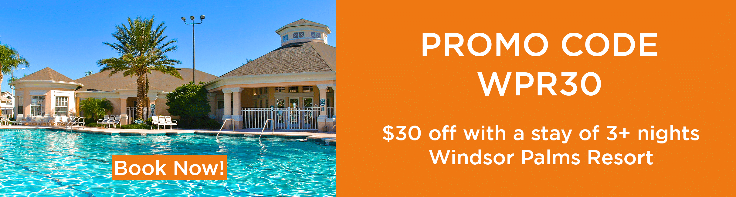promo windsor palms web-Orlando vacation discounts