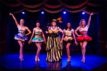 Teatro Martini: Comedy & Magic Dinner Show