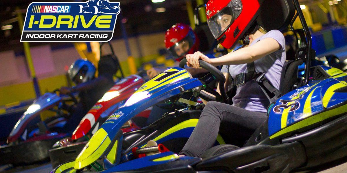 I - Drive Nascar - Orlando Vacation
