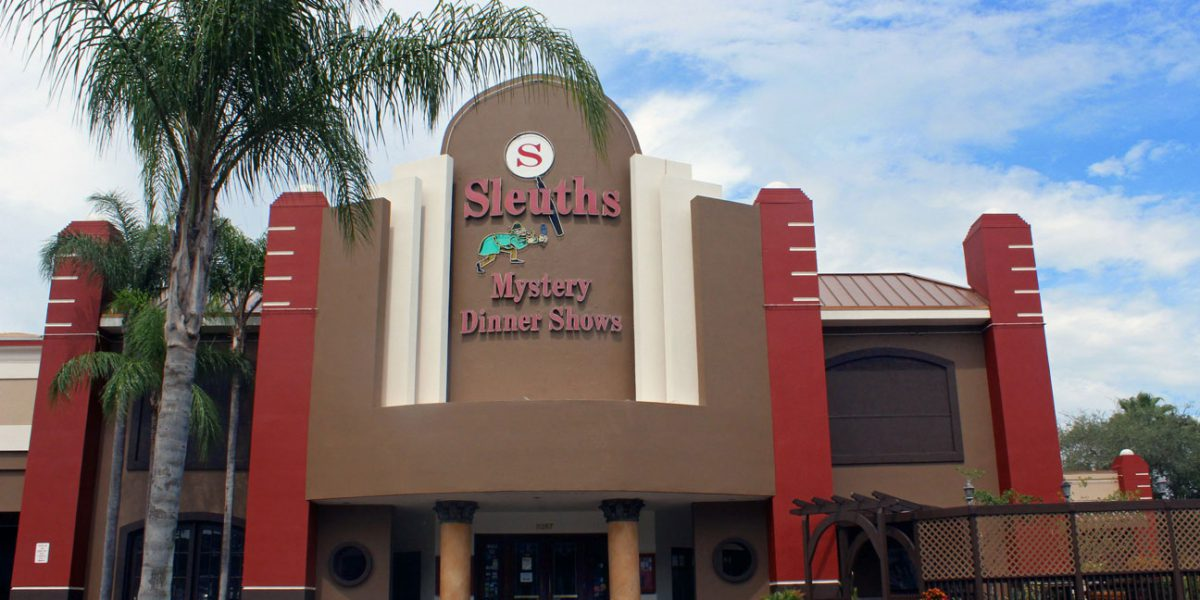 Sleuths-Front-Facade---Orlando-attraction