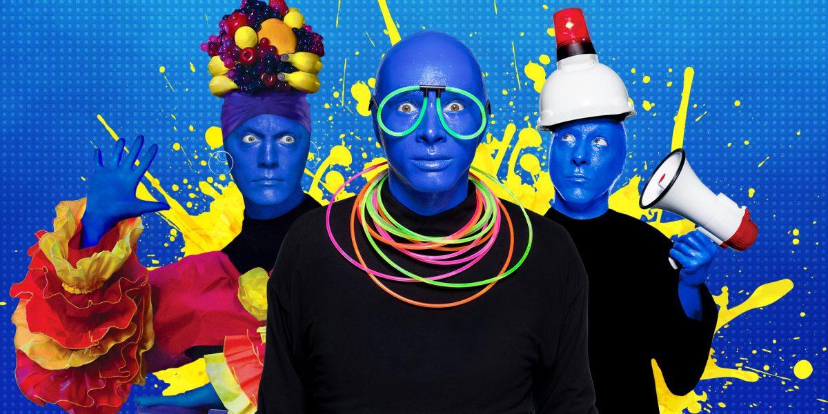 Blue Man Group - TRIO Neon Dancer Siren