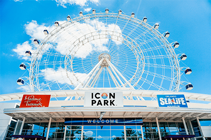 icon park - orlando attraction