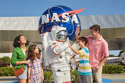 kennedy space center - orlando attractions