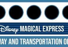 Magical Express Going Away and Transportation Options