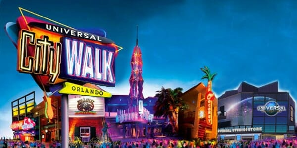 Universal's CityWalk