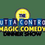 WW Outta Control Magic Comedy Dinner Show Logo 720x418