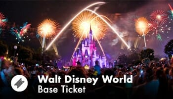 Walt Disney World Base Ticket