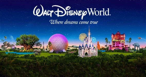 Walt Disney World Park