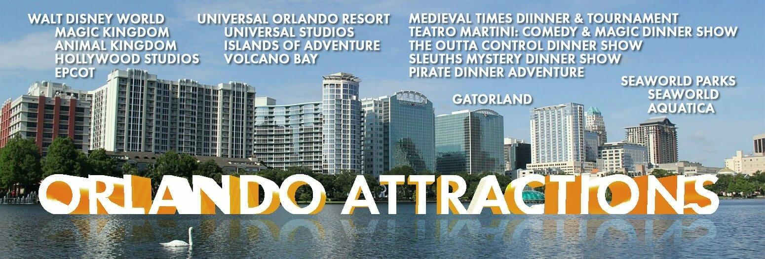 Attractions in Orlando